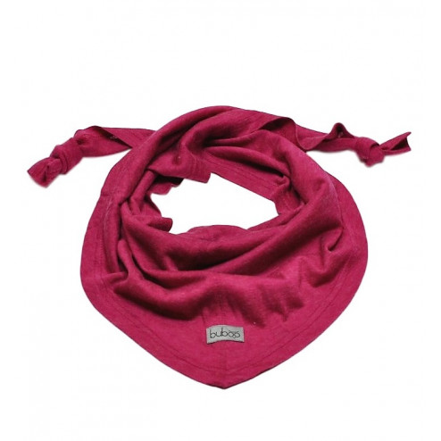SCREW2 scarf raspberry