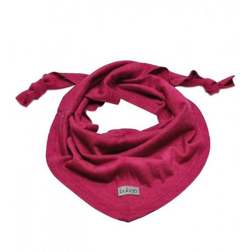 SCREW2 scarf raspberry