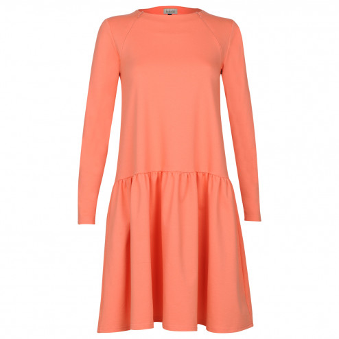 Female stylish dress VENEZIA Coral Beauty