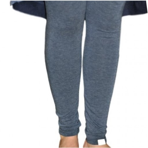 Female leggings Blueberry