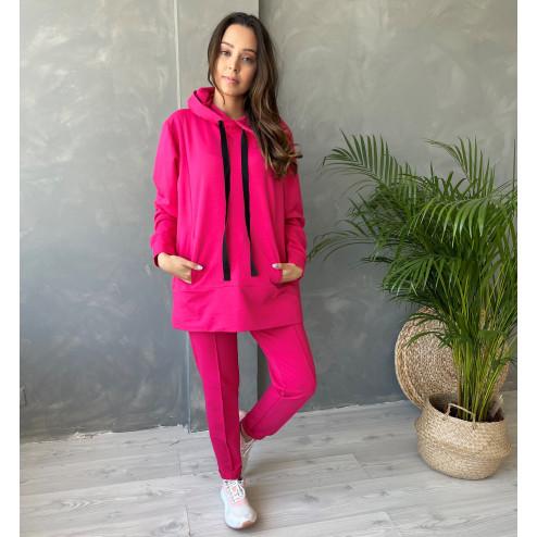 Female stylish leisure pants WOW, watermelon