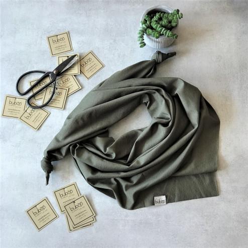 scarf trendy chaki