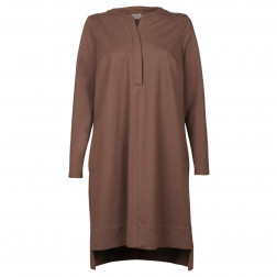 Female stylish dress VERONA Latte