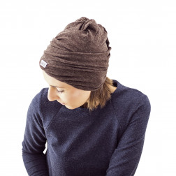 BEANIE SCREW2 MOCHA