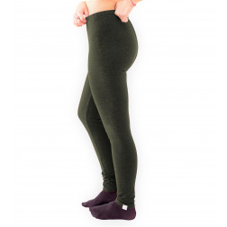 Female leggings Chaki