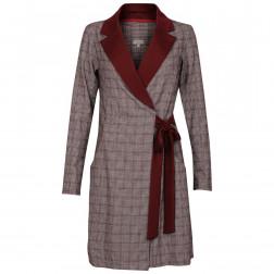 Soft Italian wool dress / jacket TOKYO
