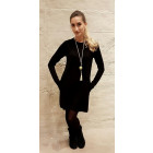 Female stylish dress MONACO simple