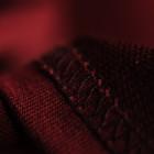 Female stylish dress FLORENCE Burgundy with blown stylish sleeves