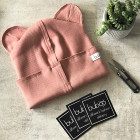 BEAR SORBET doublelayered beanie