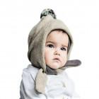 Buboo-stylish-warm-winter-wool-kids-beanie-pompom-sand.