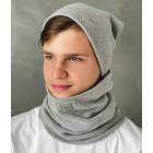 Man fall beanie hat - Grey