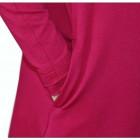 Female stylish dress FLORENCE Burgundy Light