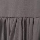 Female luxurious dress WOW tencel fabric grafitti midi