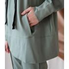 Woman stylish leisure jumper BUBOO active, mint