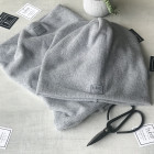 Women's scarf - comfortable, cozy, perfect - Grey