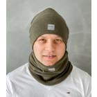 Man fall beanie hat - Chaki