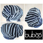 BEANIE UPSIDEDOWN - BLUE STRIPES