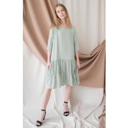 Female stylish dress WOW mint